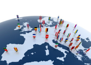 european countries, koya979, Fotolia_40421038, CallCenter, CCW, Communication