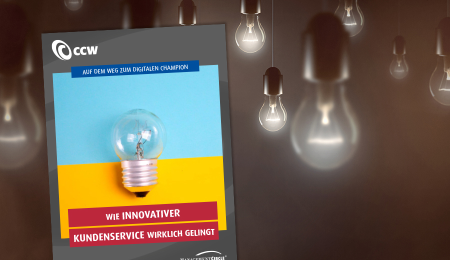 Innovativer Kundenservice